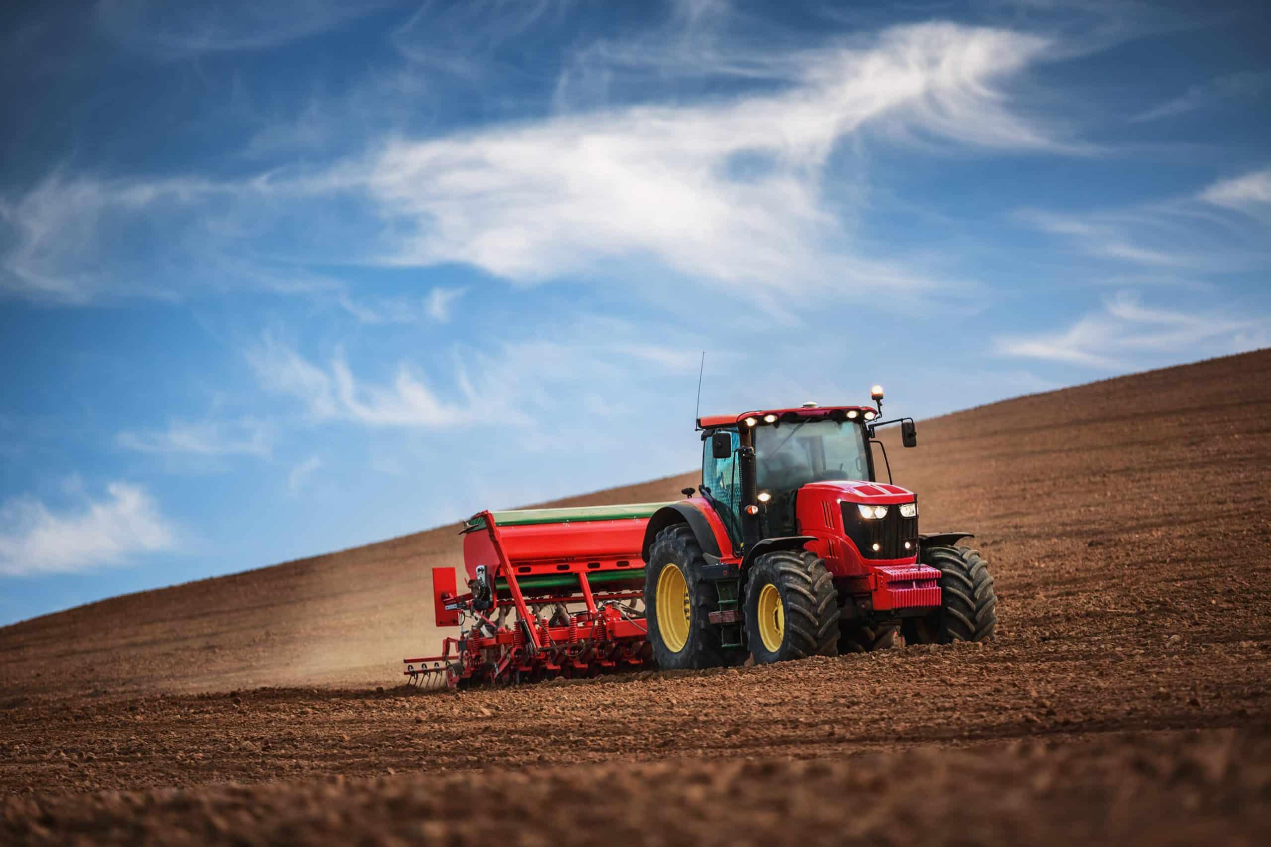 Kredyt na zakup maszyn i urządzeń rolniczych